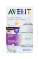 BIBERON AVENT NATURAL 125ML à Eysines