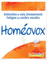 Boiron Homéovox Comprimés à Eysines