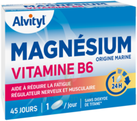 Govital Magnésium Vitamine B6 Comprimés B/45 à Eysines
