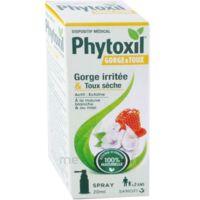 Phytoxil Gorge Et Toux Spray Fl/20ml à Eysines