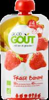 Good Goût Alimentation Infantile Fraise Banane Gourde/120g à Eysines