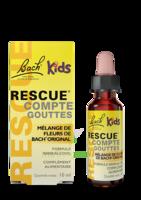 RESCUE® KIDS Compte-gouttes - 10 ml à Eysines