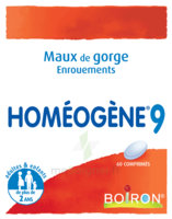 Boiron Homéogène 9 Comprimés à Eysines