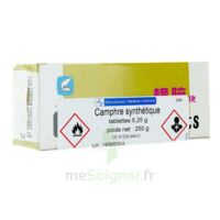 Cooper Camphre tablettes 250g à Eysines