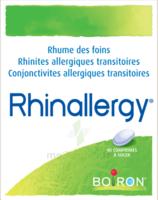 Boiron Rhinallergy Comprimés B/40 à Eysines