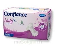 Confiance Lady Protection anatomique incontinence 4 gouttes Sachet/14 à Eysines