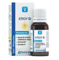 Ergy D Solution Buvable Fl/15ml à Eysines