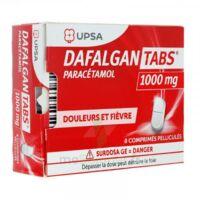 Dafalgantabs 1 G Cpr Pell Plq/8 à Eysines