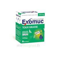 EXOMUC 200 mg, granulés pour usage oral en sachet 15 Sachets/2g à Eysines