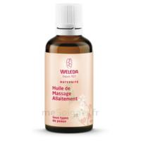 Weleda Huile De Massage Allaitement 50ml à Eysines