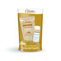 Rogé Cavaillès Nutrissance Pocket Crème Mains Douceur + Baume Lèvres Réparateur 30ml + 5,5g Edition Limitée à Eysines