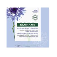 Klorane Bleuet Bio Patchs Défatigants Express 7x2 Patchs à Eysines