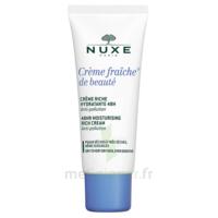 Crème fraiche® de beauté - crème riche hydratante 48h et anti-pollution30ml à Eysines