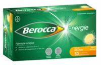 Berocca Energie Comprimés Effervescents Orange B/30 à Eysines