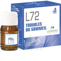 Lehning L72 Solution buvable en gouttes 1Fl/30ml à Eysines