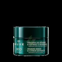 Nuxe Bio Masque Détoxifiant Eclat 50ml à Eysines