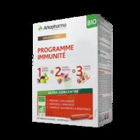 Arkofluide Bio Ultraextract Coffret Programme Immunité 3x10 Ampoules/10ml à Eysines