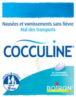 Boiron Cocculine Comprimés orodispersibles B/40 à Eysines